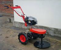 Мощная сенокосилка Агропомичник без двигателя (использует двигатель от мотокультиватора МК-156)