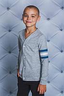 Кофта на пуговках для мальчика , фото 1