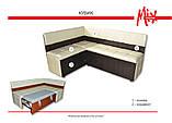 Кухонный уголок мягкий Кубик, фото 2