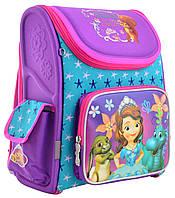 Модный школьный каркасный рюкзак H-17 Sofia