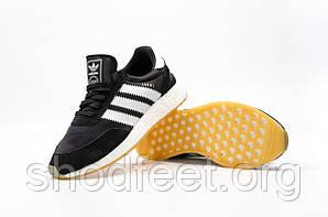 Подростковые кроссовки Adidas Iniki Runner Black