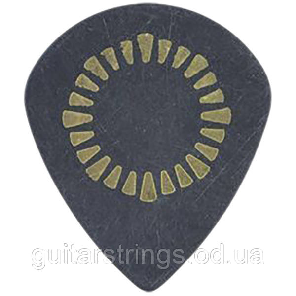 Медиатор Dunlop AALB04 Tortex Jazz III XL Animals as Leaders 0.73 mm Javier Reyes Black