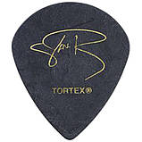 Медиатор Dunlop AALB04 Tortex Jazz III XL Animals as Leaders 0.73 mm Javier Reyes Black, фото 2