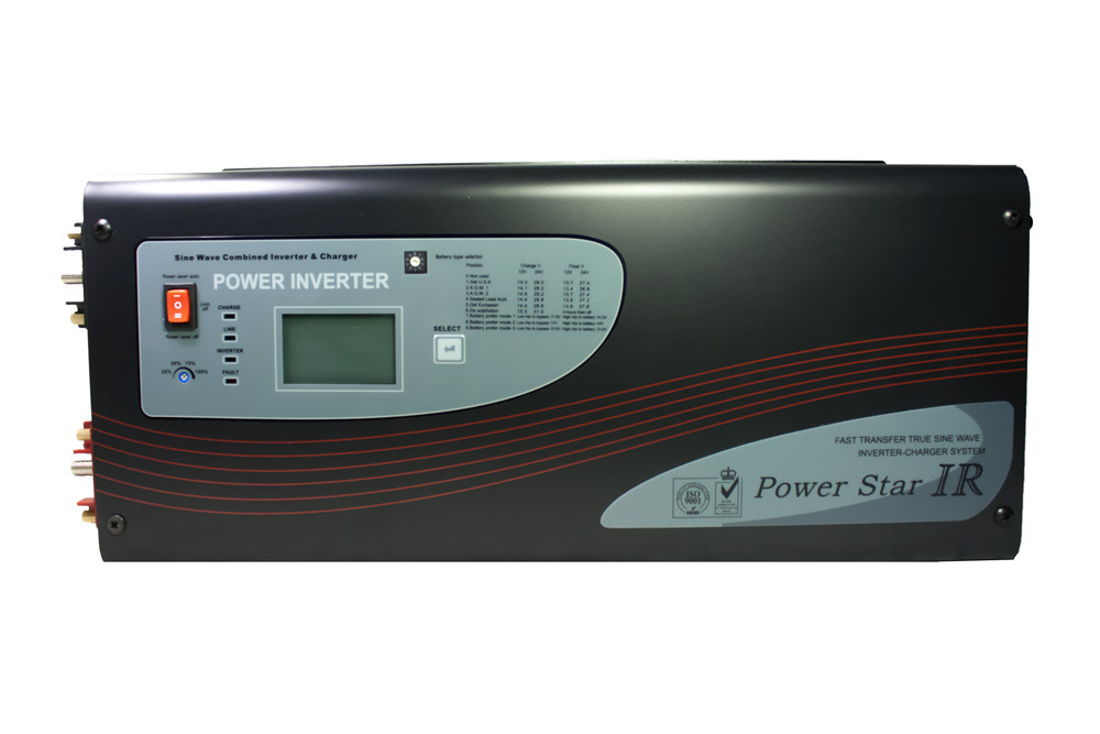 Инвертор синусоида POWER STAR IR 2024 - Santakups - 2 кВт