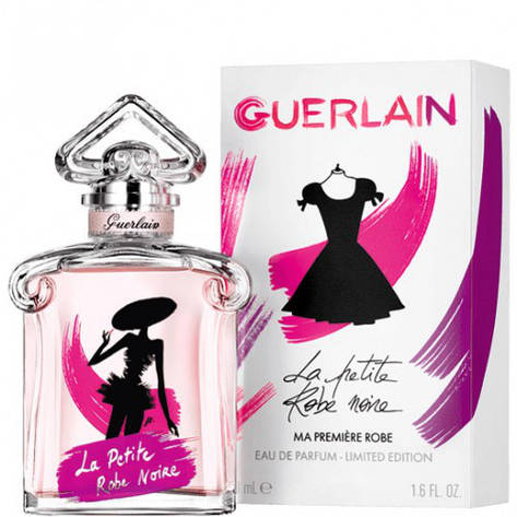 Женская парфюмированная вода Guerlain La Petite Robe Noire Ma Premiere Robe 100 ml, фото 2