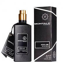 Мontale Aoud Lime eau de Parfum 60 ml