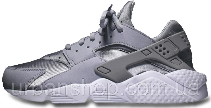"""Кросівки жіночі Найк Nike Air Huarache """"Grey Neoprene"""""""