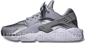 "Кроссовки мужские Найк Nike Air Huarache ""Grey Neoprene"""