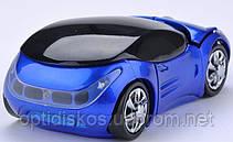 Беспроводная мышка Машинка, синяя, фото 2