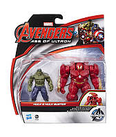 "Набор фигурок Халк и Халкбастер ""Эра Альтрона"" - Hulk and Hulk Buster, Avengers ""Age of Ultron"", Hasbro"