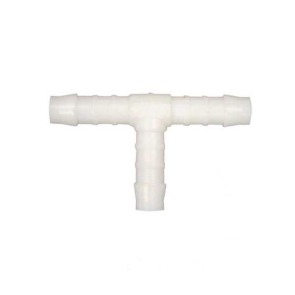 Тройник Т-образный 8 мм (пластик)