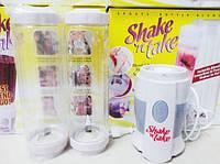 Блендер для приготовления коктейлей, напитков, пищевых смесей Shake 'n Take