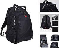 Швейцарский рюкзак wenger swissgear 8810 black, рюкзак купить, школьные рюкзаки, спортивный рюкзак