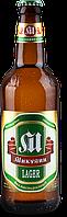 Пиво Микулин Lager 0,5л 20шт