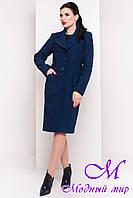 """Женское весеннее шерстяное пальто (р. S, M, L) арт. """"Габриэлла 4546"""" - 21586"""