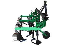 Культиватор Агро для минитрактора КМО-2,1 междурядной обработки с окучниками, фото 1