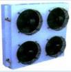 Холодильный конденсатор воздуха Rokarys FN-48 (17,5 кВт)