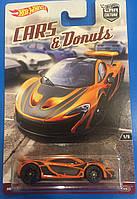 Коллекционная машинка Hot Wheels McLaren P1
