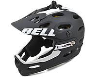 Велосипедный шлем Bell Super 2R Mips Kryptonite