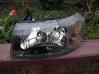 Фара левая ford transit (форд транзит) 2000-2006. Пр-во Depo