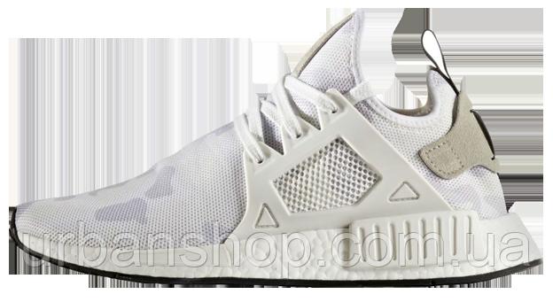 Жіночі кросівки AD NMD XR1 Duck Camo White. ТОП Репліка ААА класу.