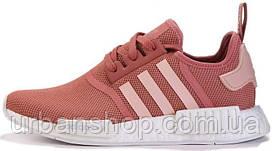 Жіночі кросівки AD NMD Raw Pink, А-д. ТОП Репліка ААА класу.