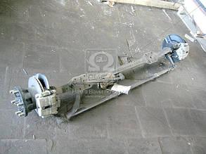 Ось передняя ГАЗЕЛЬ, ГАЗ 3302, (подвеска) в сборе (пр-во ГАЗ). 3302-3000012. Ціна з ПДВ.