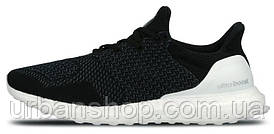 Чоловічі кросівки AD Ultra Boost Collaboration Black/White . ТОП Репліка ААА класу.