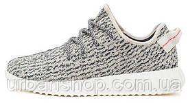 ЧоловічіКросівки Adidas Yeezy Boost 350 Turtle / Grey, білі, адидас ізі буст