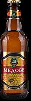 Пиво Микулин Медове 0,5л 20шт