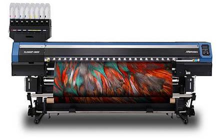Текстильный плоттер Mimaki Tx300P-1800, фото 2