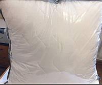 """Подушка """"Бамбук"""" белая 70х70"""