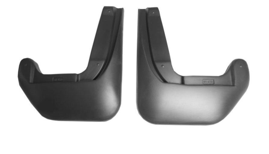 Бризковики для SKODA Rapid (NH) HB (13-) задні 2 шт Шкода
