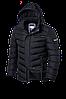 Мужская черная зимняя куртка Braggart Aggressive (р. 46-56) арт. 2619