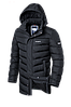 Зимняя мужская длинная куртка Braggart Aggressive (р. 46-56) арт. 1377