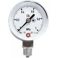 Манометр углекислотный 0-1МПа