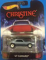 Коллекционная машинка Hot Wheels  Camaro '67 Christine