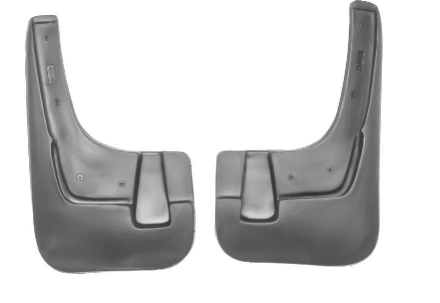 Бризковики для Subaru Forester (13-) передні 2 шт Субару