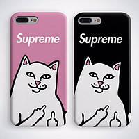 Чехол Supreme RipnDip iPhone 6/6s/6+/6s+/7/7+/8/8+/X