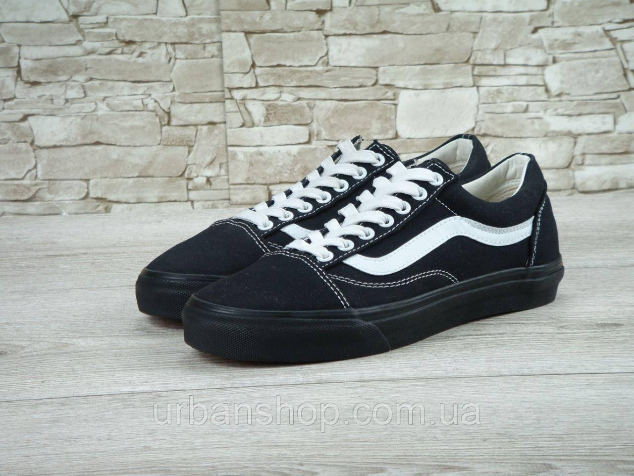 Купить Мужские кеды Vans Old Skool Air Low Black 349df7426771f