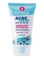 Dermacol AcneClear Гель для умывания для проблемной кожи, склонной к акне Antibacterial Face Wash Gel