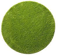 Коврик для ванны 70 см зеленый