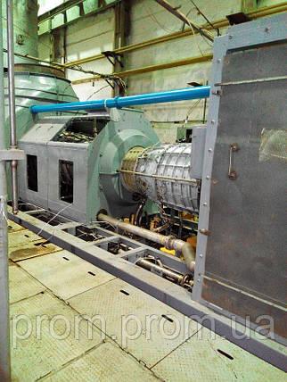 Электростартерный запуск газотурбинного двигателя ГТД-10В в составе газоперекачивающего агрегата ГПА-10-01, фото 2