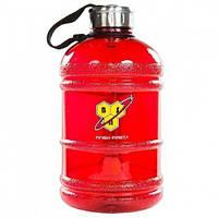 Бутылка для воды BSN - Water Bottle (1900 мл) красная