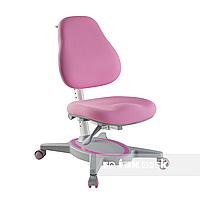 Детское ортопедическое компьютерное кресло FunDesk Primavera I розовое, фото 1