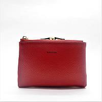 Милый женский кошелек из искусственной кожи BАLISА красного цвета FSG-065791, фото 1