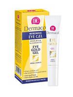 Dermacol Face Care Гель для век против отеков и темных кругов под глазами Eye Gold Gel