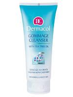 Dermacol Face Care Гель-скраб очищающий для всех типов кожи с маслом чайного дерева Gommage Cleanser