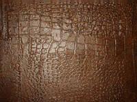 Декоративная штукатурка с эффектом кожи крокодила
