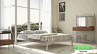 Двоспальне ліжко Анжеліка Метал Дизайн
